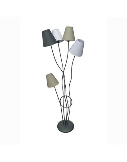lampadaire 5 lumieres