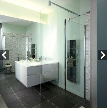 Douche Italienne Modèles Et Conseils Dinstallation - Modele de petite salle de bain avec douche