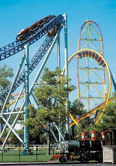 Cedar Point, Sandusky, Ohio United States My Travel