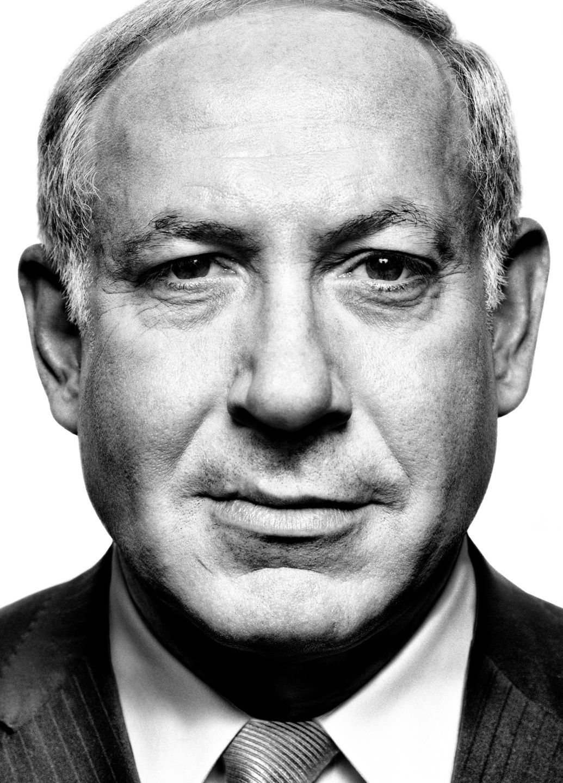 Platon - Benjamin Netanyahu | Portrait Photography ...