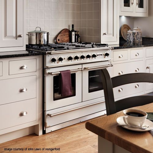 Falcon Continental Range Cooker, Available In Dual Fuel Or Induction. Ex Display 1819