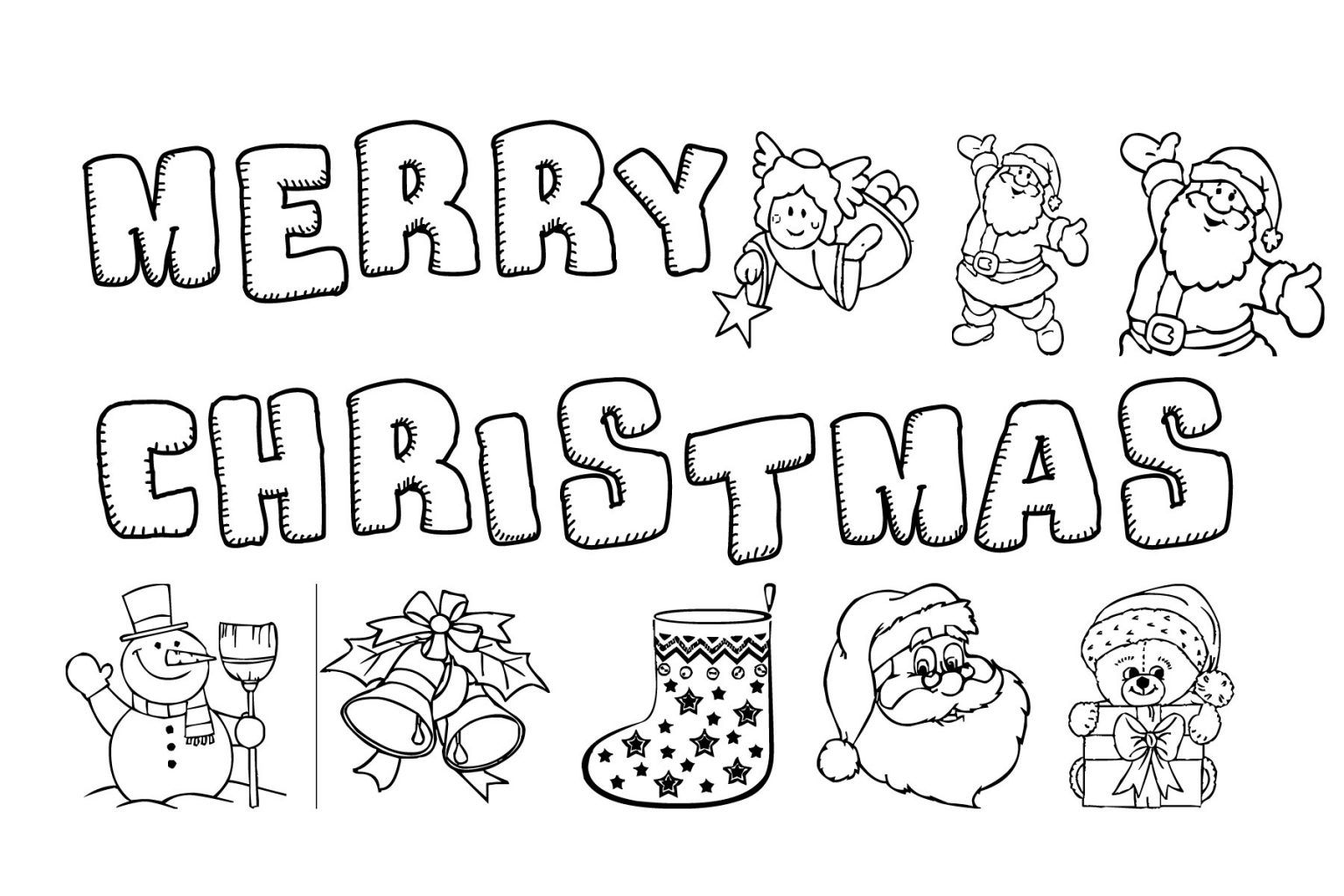 Free Printable Christmas Coloring Pages For Kids More Than A Mom Of Three Printable Christmas Coloring Pages Merry Christmas Coloring Pages Christmas Coloring Pages