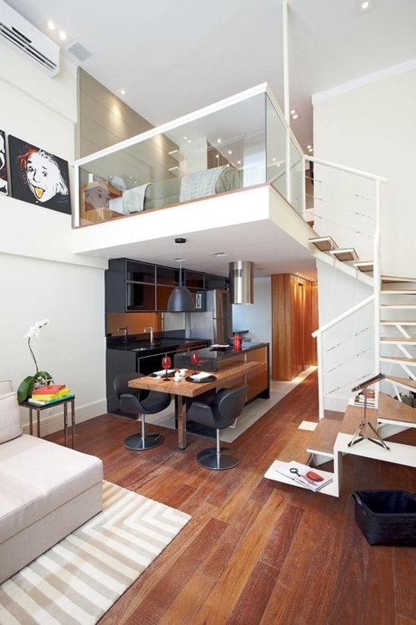 Tips para decorar viviendas tipo loft estiloydeco dise o de apartamentos tipo loft - Apartamento tipo loft ...