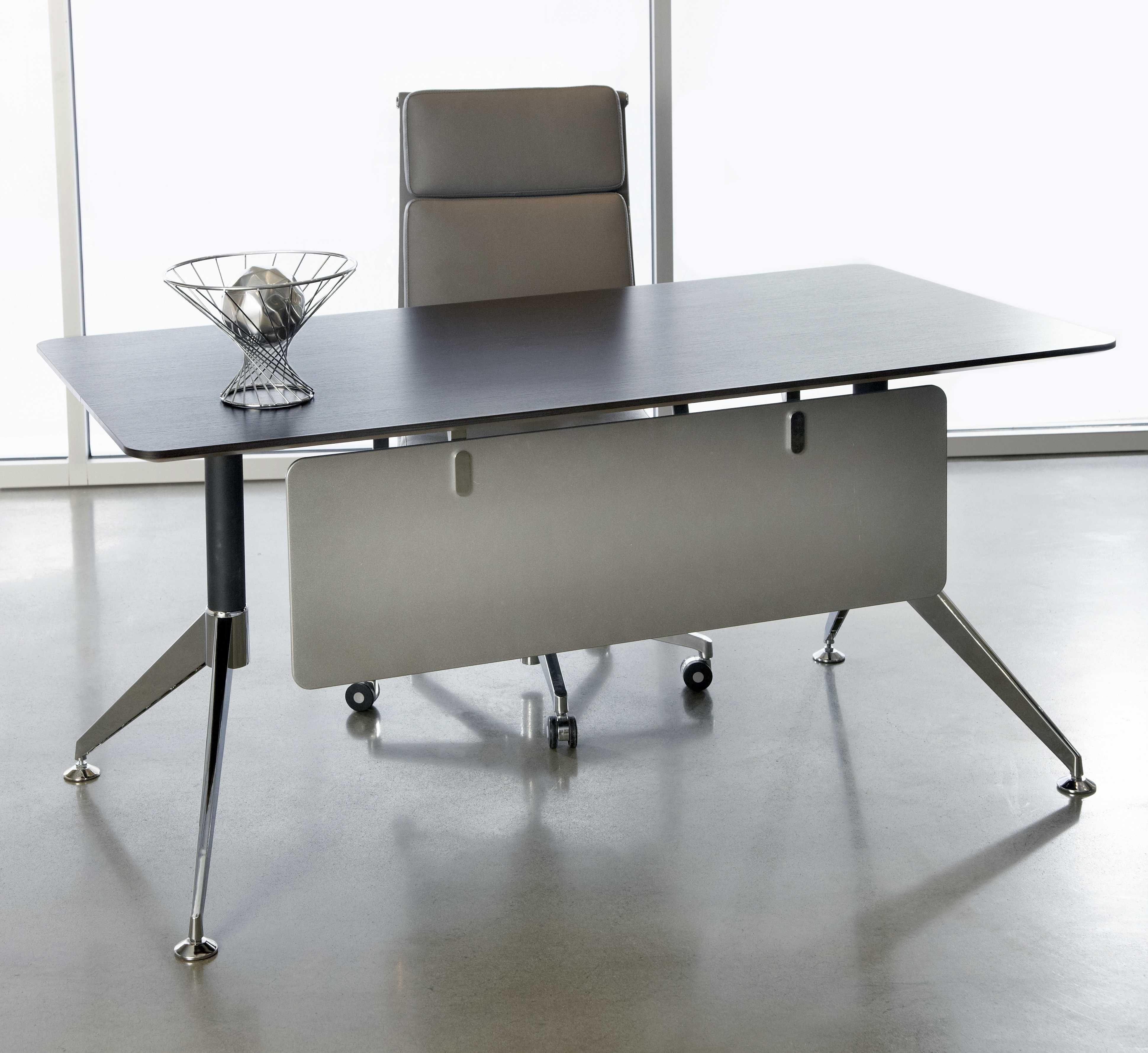 unique furniture 300 series 63 x 32 rectangular