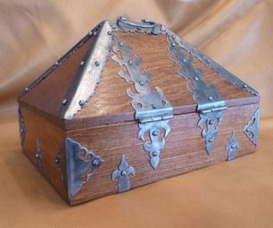 Handmade Medieval Box