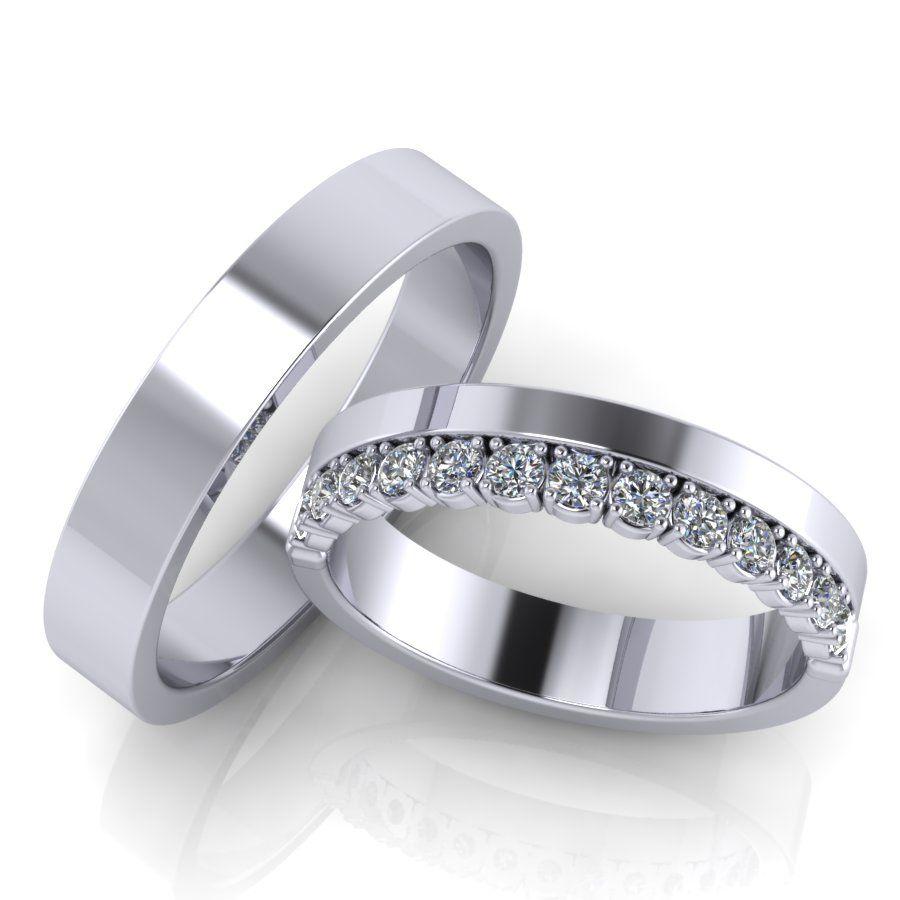 Ricchezza — ювелирные изделия - Обручальные кольца ERS28   Ring ... 4a0e98efbf1