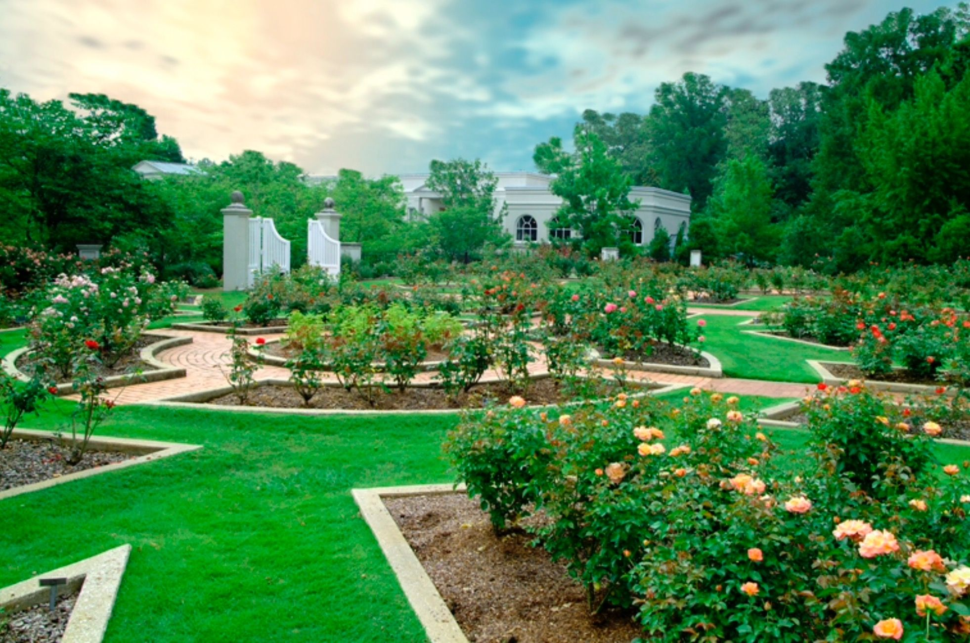 columbus botanical garden - Columbus Botanical Garden