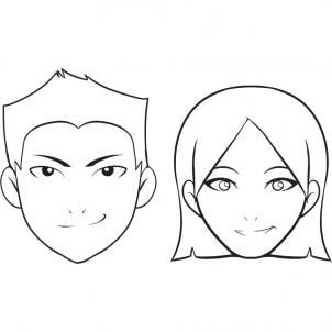Unit 1: How to draw a face | Face