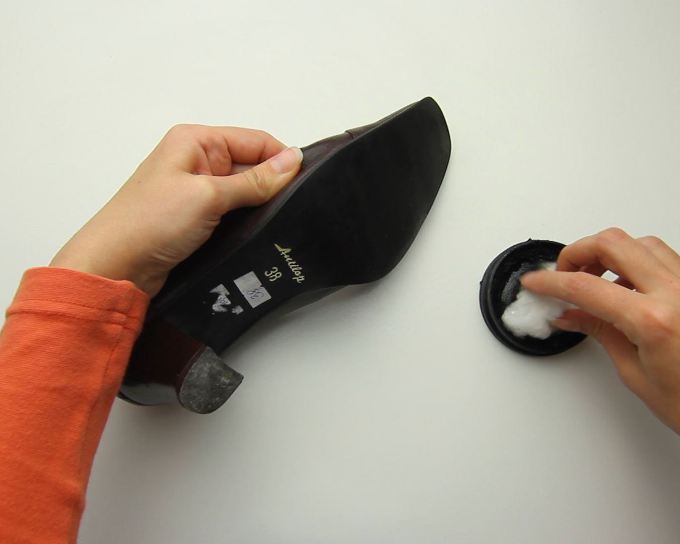 How to Make Shoes Less Slippery   How