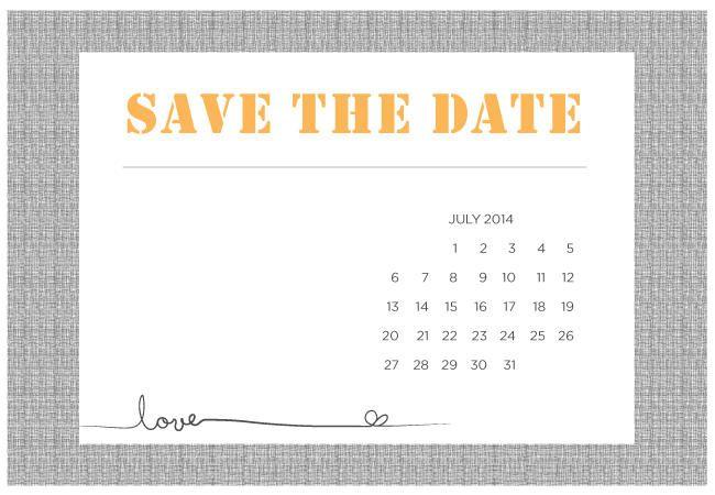 Printable Diy SaveTheDate Templates  Wedding Wedding Stuff And