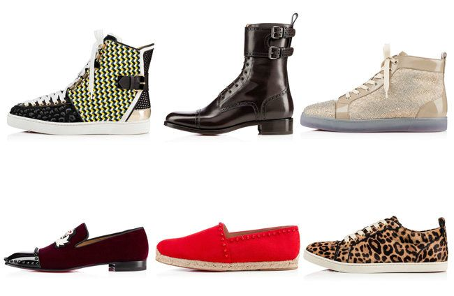 christian louboutin boots 2016