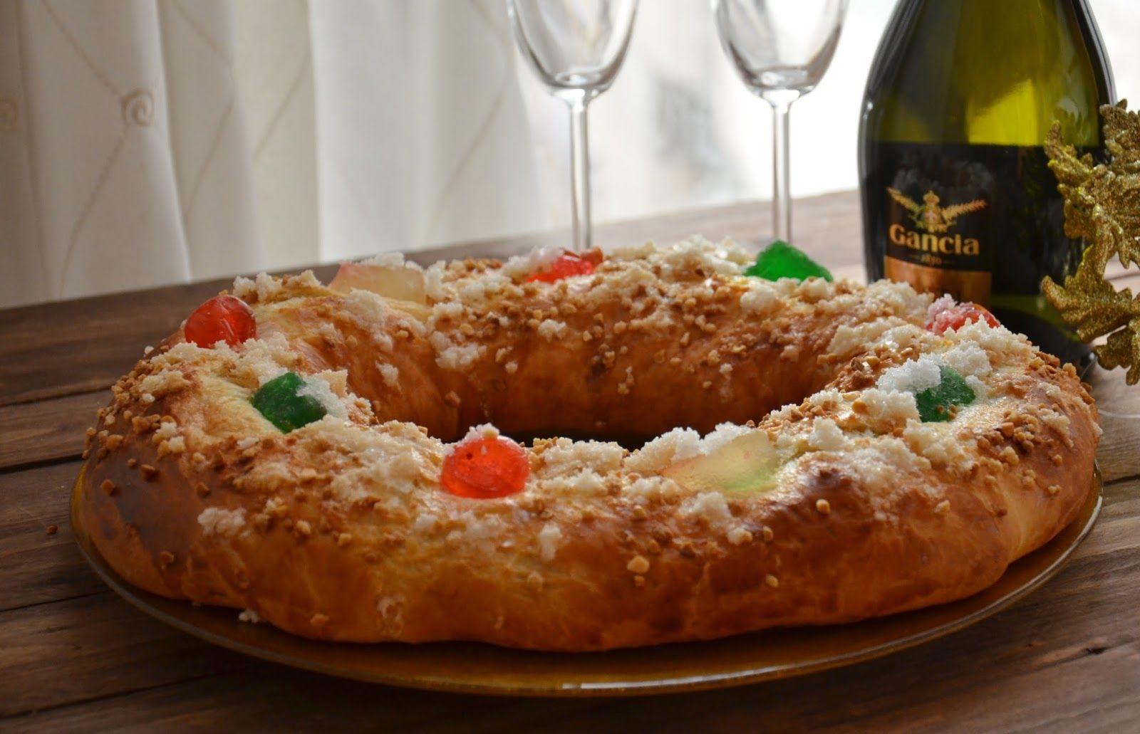 Cuchillito y Tenedor: Roscón de Reyes. Delicioso!!!