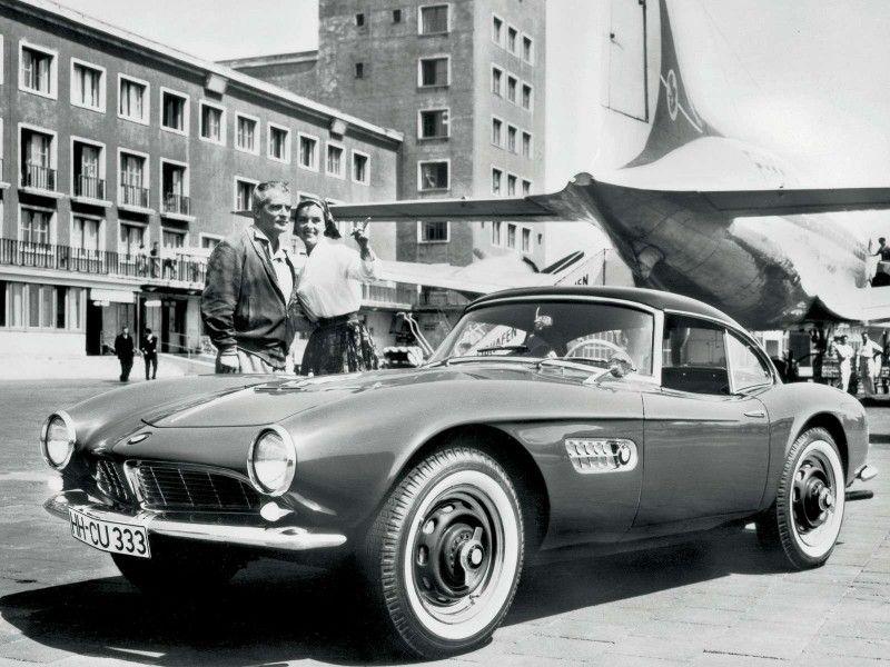 BMW 507 1955 | Cars | Pinterest | BMW, Cars and Dream machine