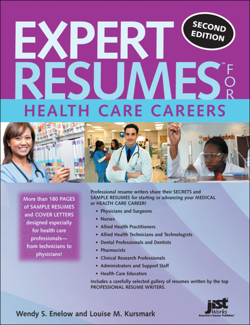 Expert resumes for health care careers ebook radiation