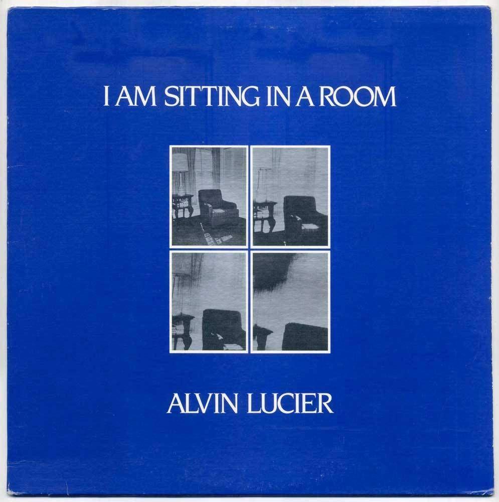 Fluxushaus Alvin Lucier I Am Sitting In A Room 1981 Https Www Youtube Com Watch V Faxhllk3oyk Sound Art Vinyl Graphics Eerie