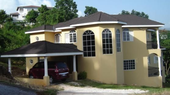 Jamaican House Designs