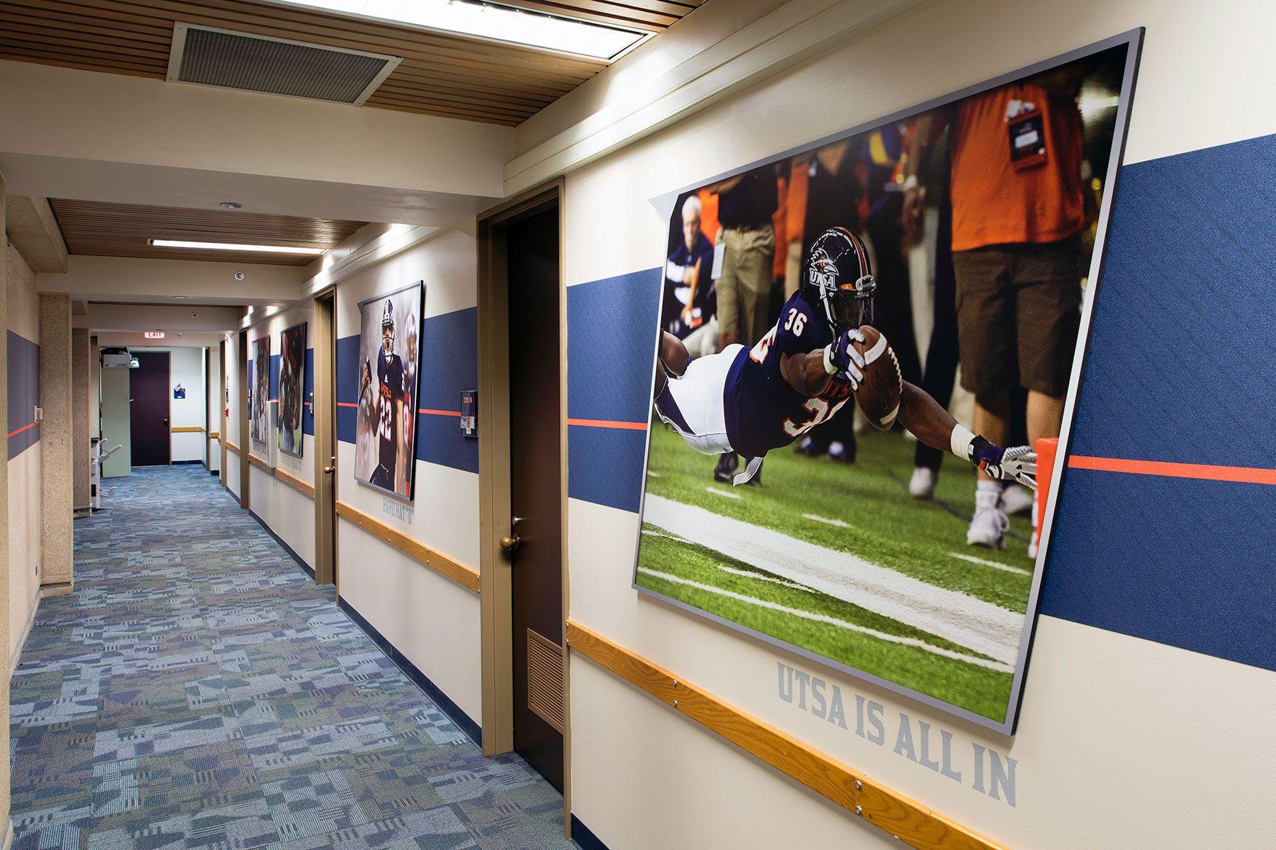 University of Texas San Antonio Athletic Offices San