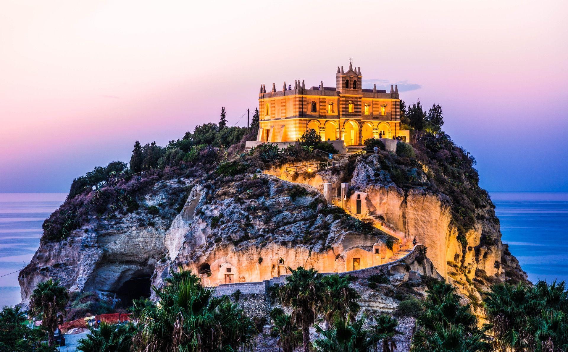 Tropea In Kalabrien Ein Italienischer Urlaubstraum Italien
