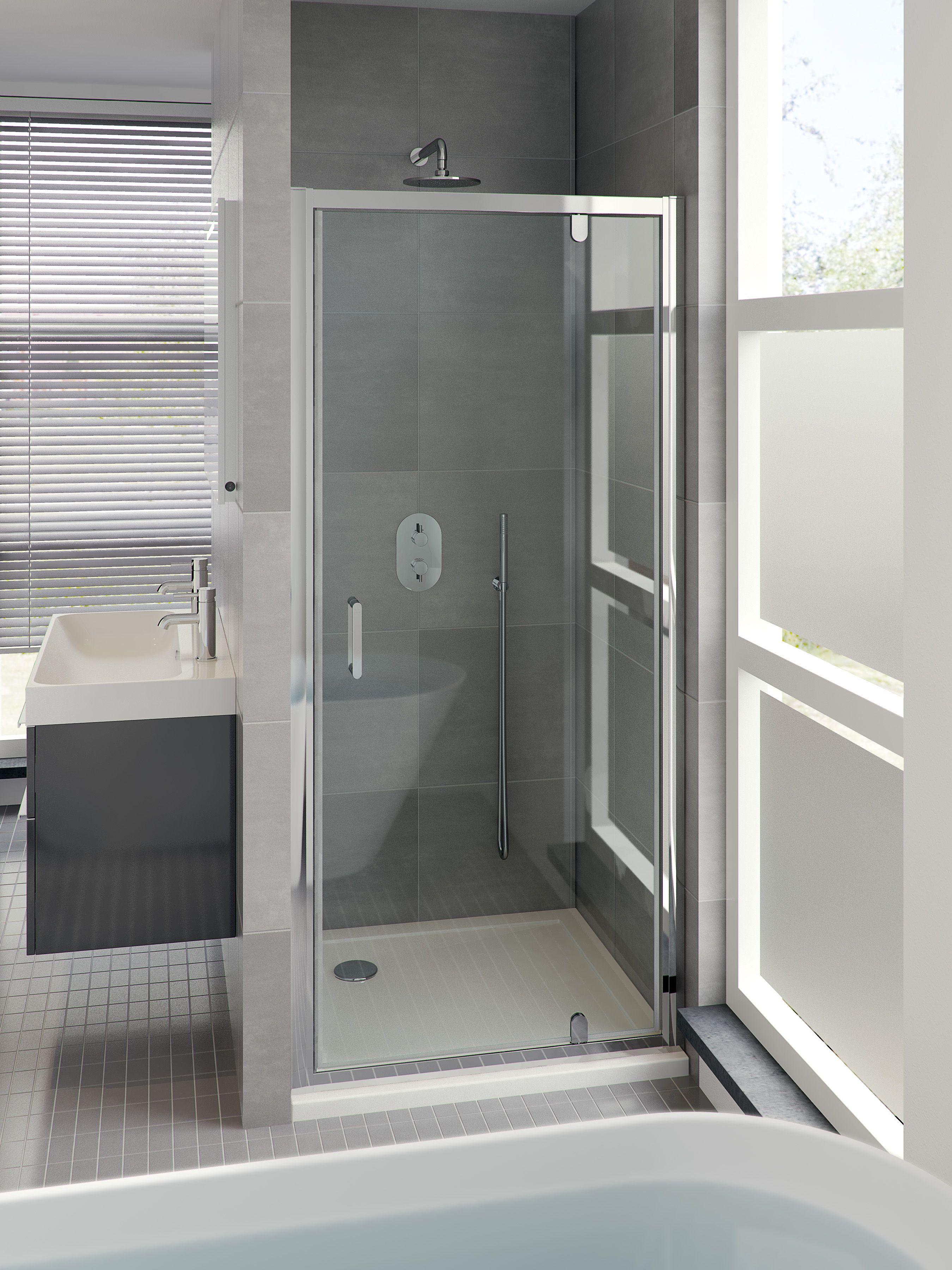 Bruynzeel Cilo douchedeur / badkamer idee / salle de bains ...