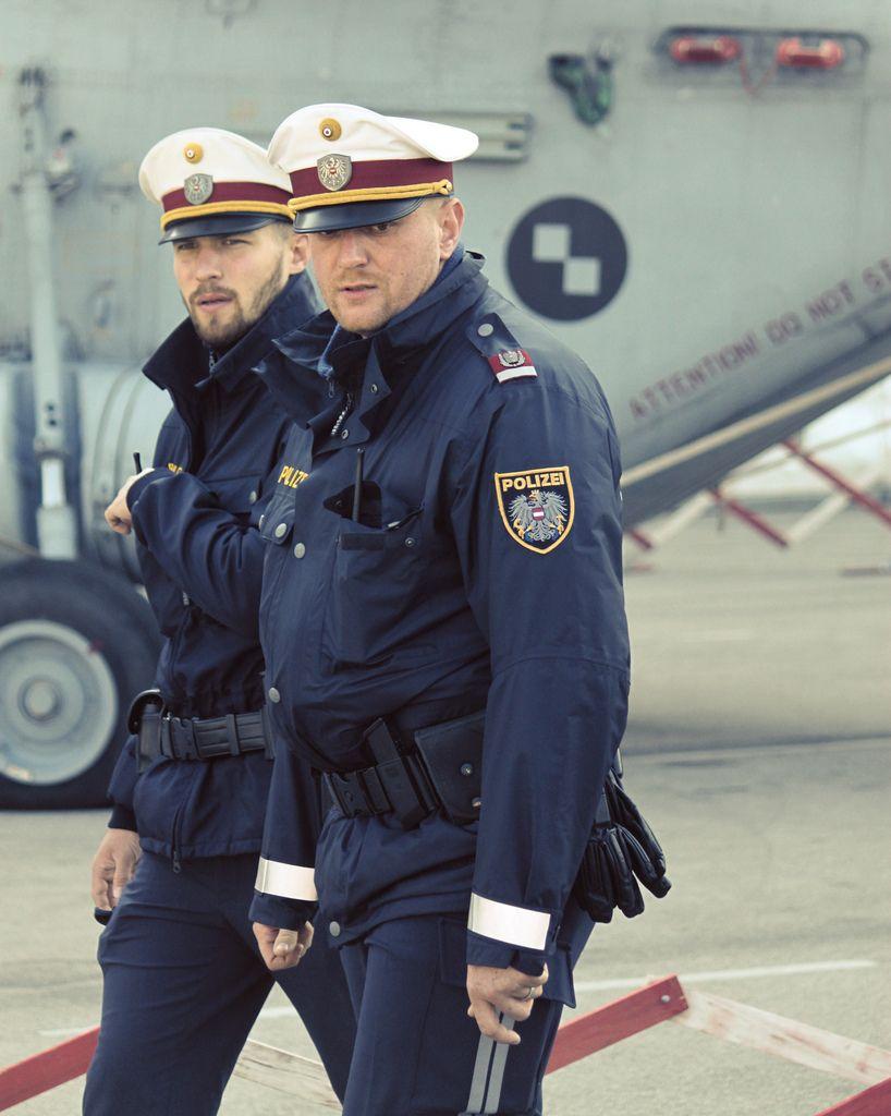 Polizei österreich Uniform