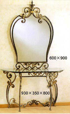 Muebles en hierro forjado buscar con google hierro for Muebles de hierro forjado