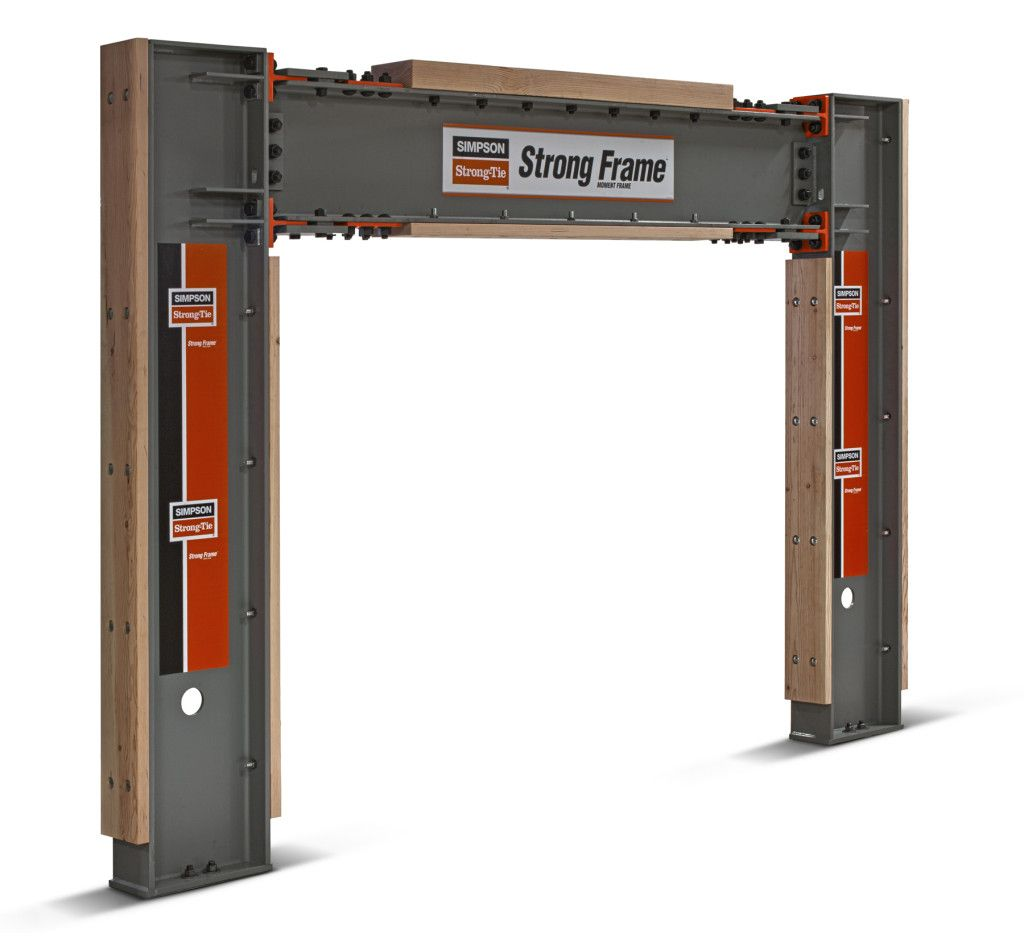 special moment frame Archives - Simpson Strong-Tie Structural ...