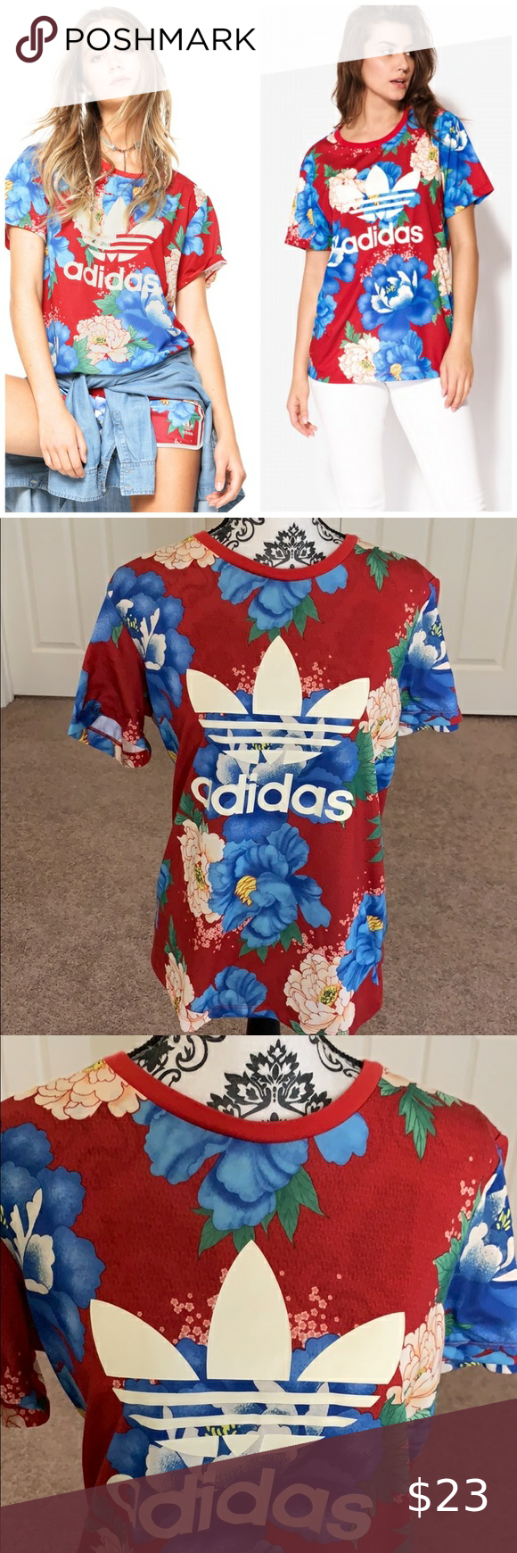 Adidas Floral Chita Tee Adidas Floral Chita Tee With Design Inspirations From Nature Asian Art And Island Life This Coll Adidas Floral Clothes Design Tees [ 1740 x 580 Pixel ]