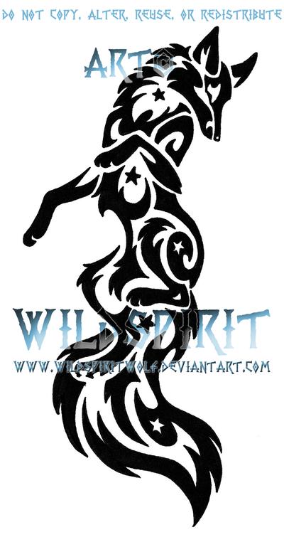 Tribal Fox Tattoo Tribal Fox Tattoo By Megtheoreo On Deviantart Tribal Fox Fox Tattoo Design Fox Tattoo