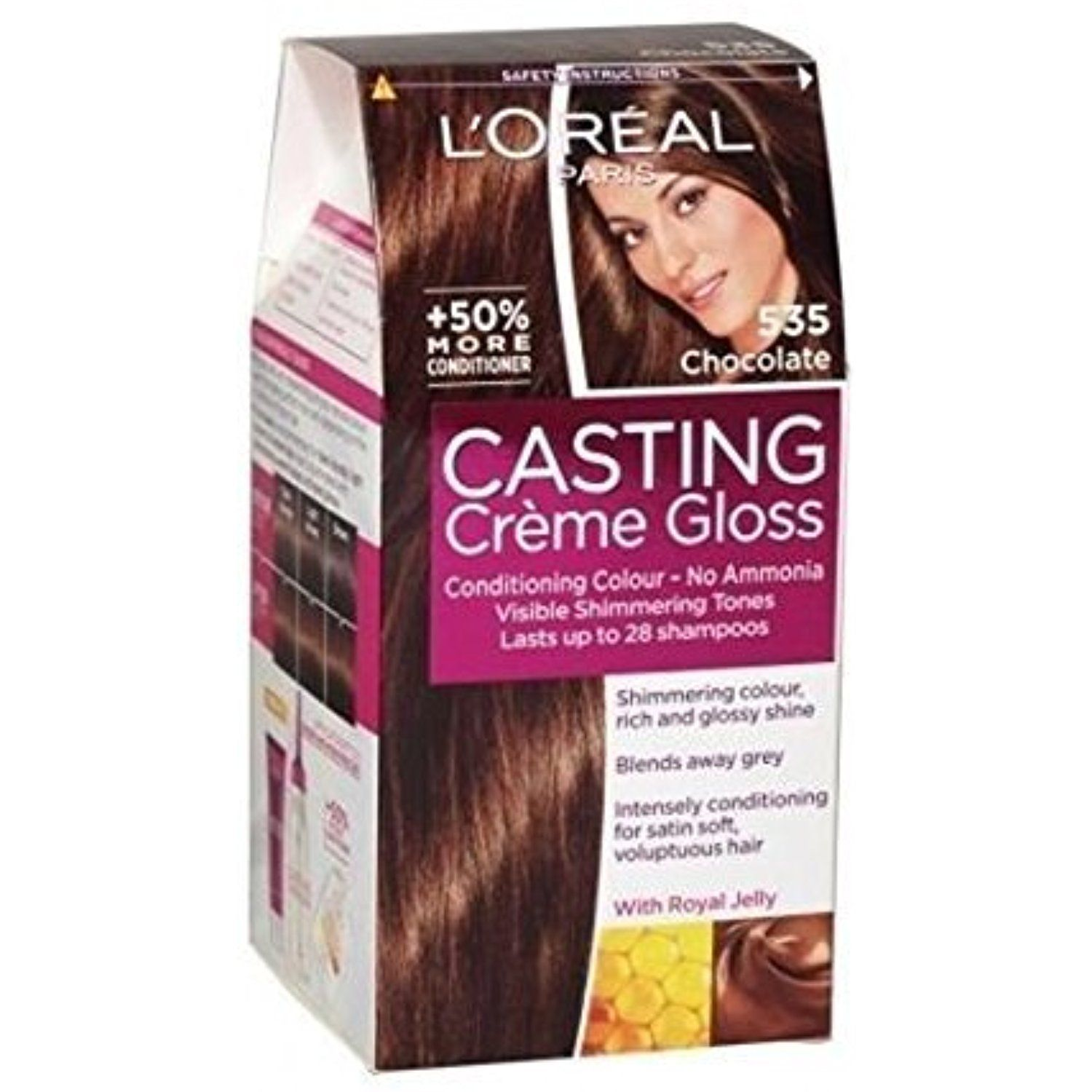 L Oreal Paris Casting Cra Me 535 Gloss Chocolate To View Further For This Item Visit The Image Link This Loreal Paris Loreal Casting Creme Gloss Loreal