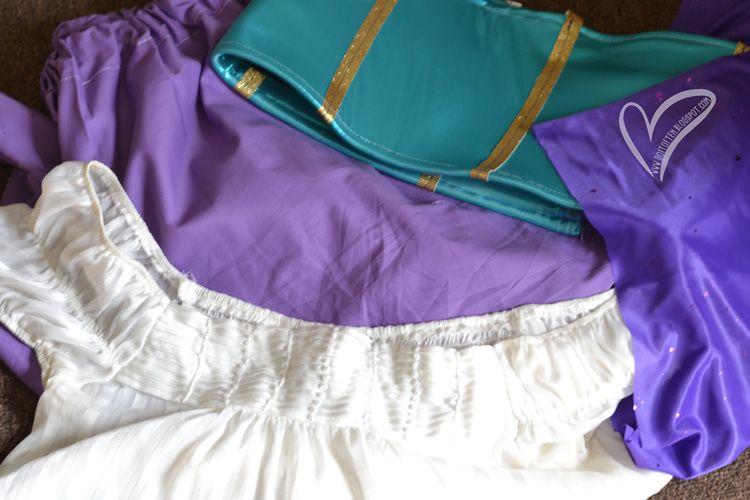 Diy esmeralda dress diy pinterest diy costumes esmeralda diy esmeralda dress solutioingenieria Images