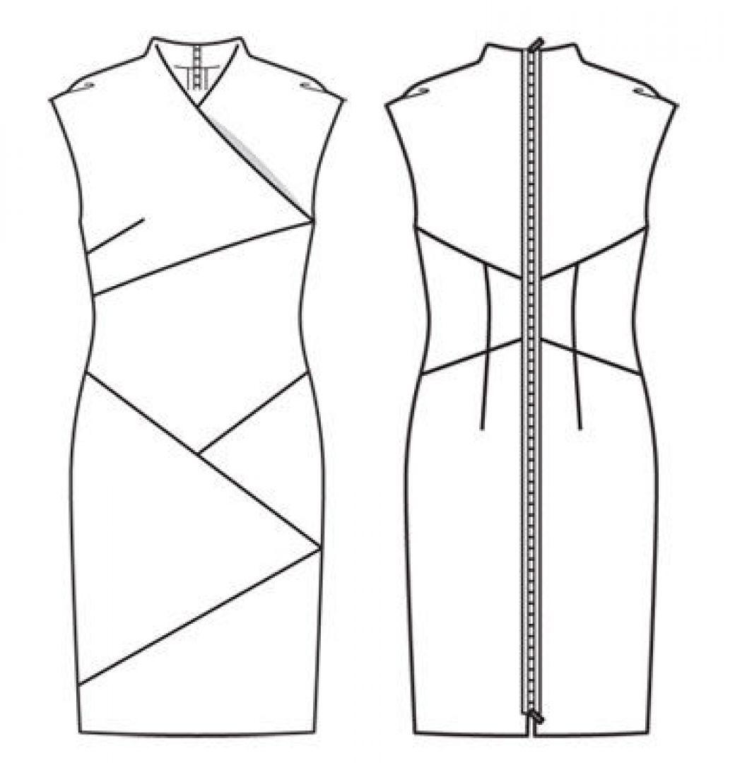 burda 2 2012 117 a burdastyle elbise izimler explore cheongsam dress burda patterns and more jeuxipadfo Choice Image