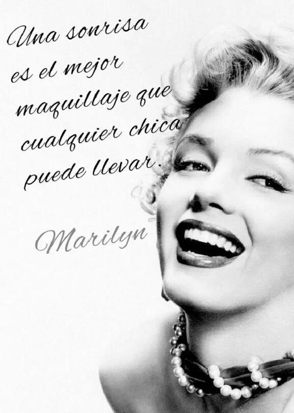 Hoy Vas A Sonreír On Twitter Marilyn Monroe Quotes Marilyn Monroe Artwork Woman Quotes