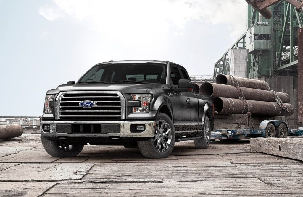 Learn More About the All New 2015 Ford F150 at http