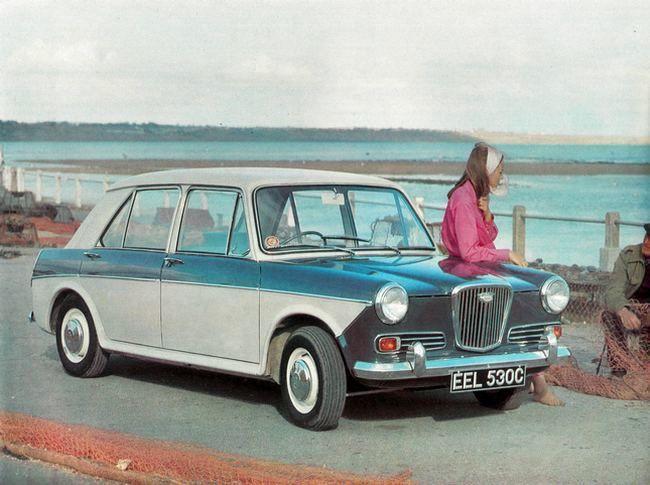 Wolseley 1100 Mk I Classic Cars Retro Cars British Cars