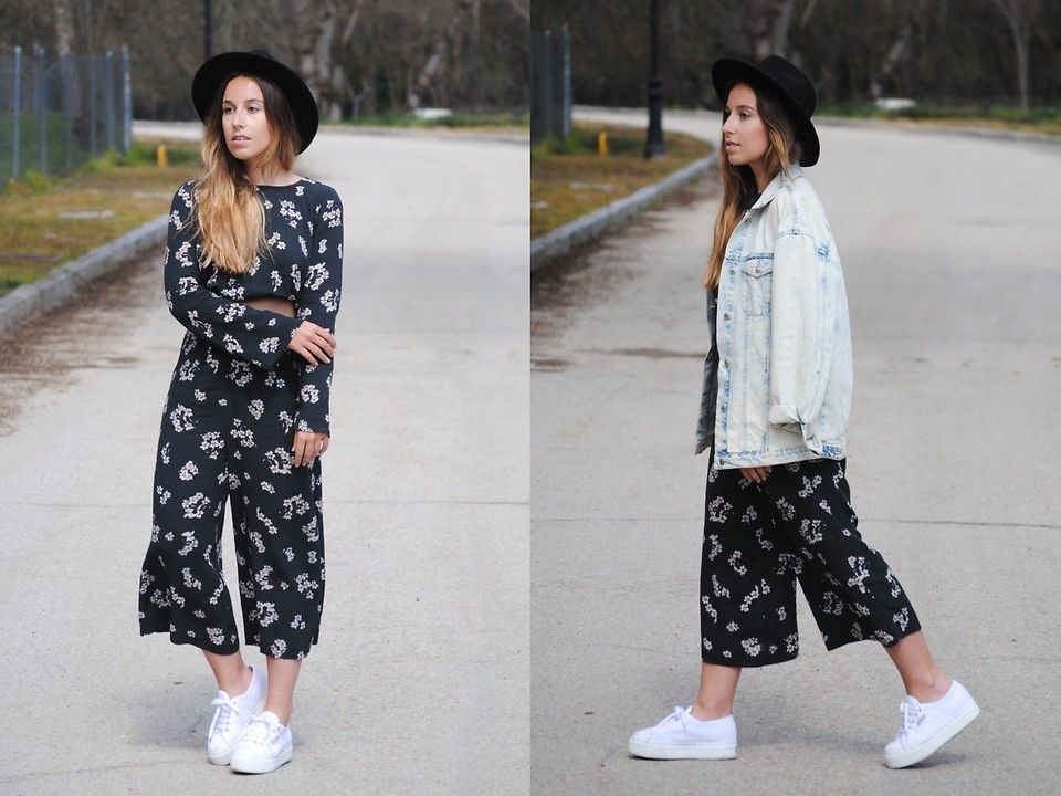 cc3ca53df8041 Claudia V. - Two Piece Outfit Superga Sneakers, Zara Jackets, Two Piece  Outfit