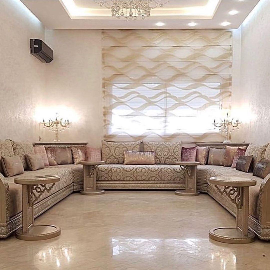 Idée#deco#salon#marocain#inspiration#moderne#décoration#interieure