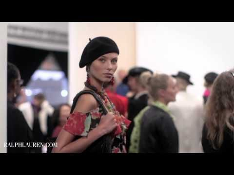 Ralph Lauren Spring 2013 Collection Highlights  http://www.youtube.com/watch?v=eoibYaqPsbo