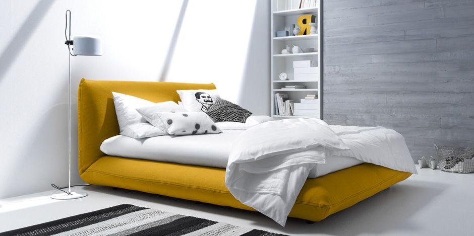 interlübke   jalis bed   Interlübke, Schlafzimmer design ...