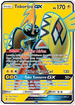 carte pokemon tokorico gx Tokorico GX | Carte pokemon a imprimer, Carte pokemon, Cartes