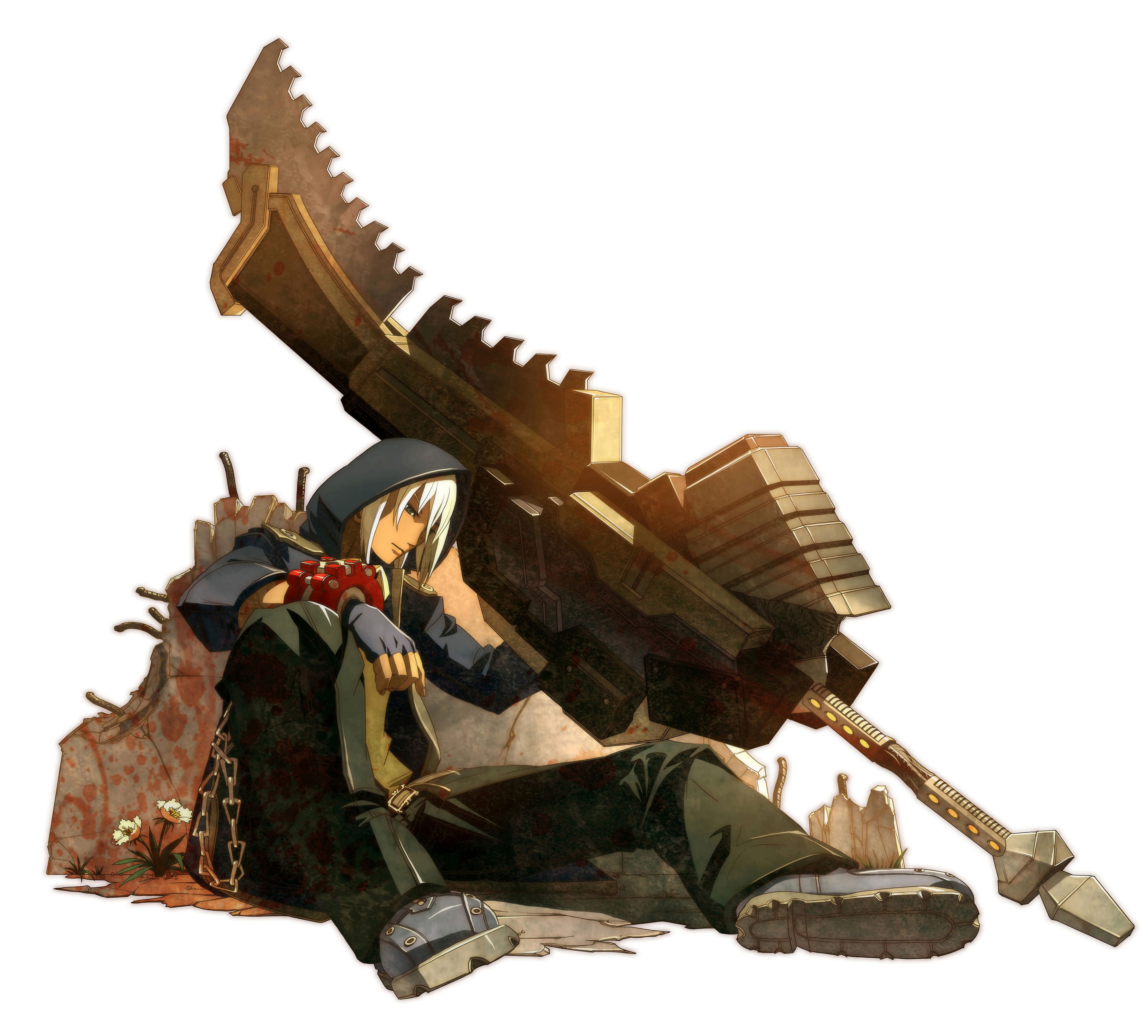 Pin on God Eater