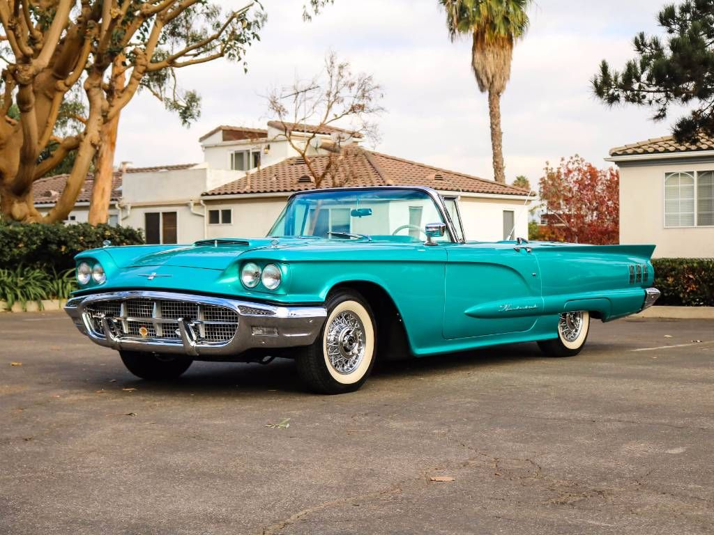 Ford Thunderbird for Sale