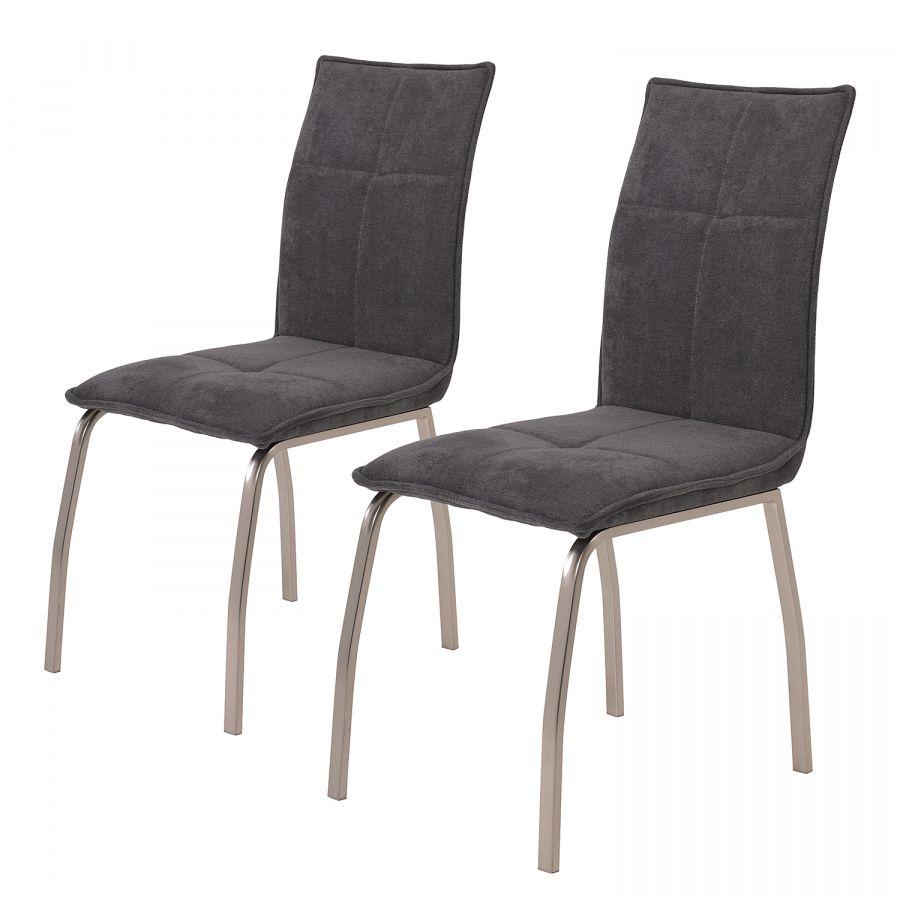 Polsterstuhl Roby 2er Set Kaufen Home24 Polsterstuhl Lederstuhle Stuhle