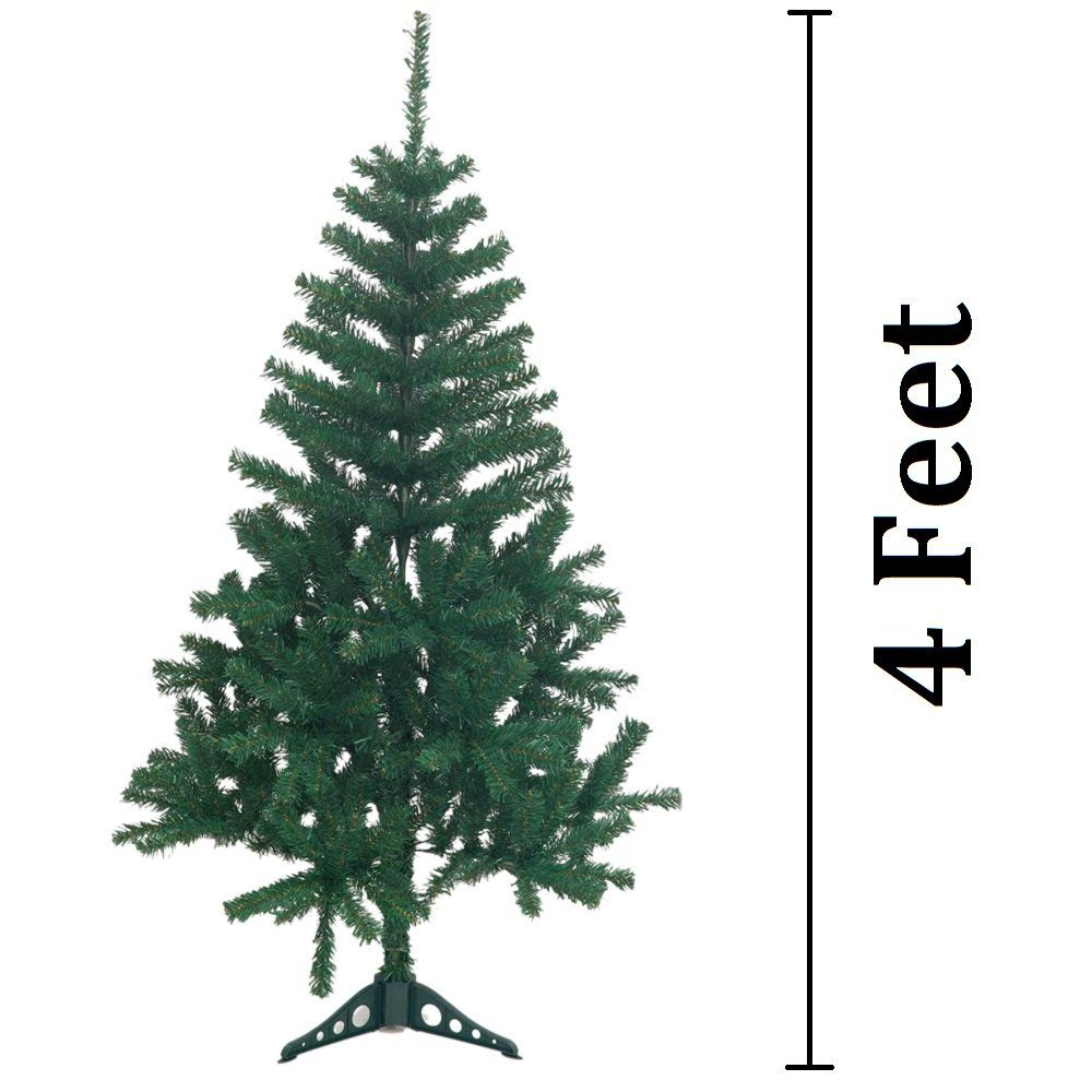 Holiday Essence 4 Foot Green Artificial Christmas Tree 300 Tips With Pvc Base Unlit Check Out Christmas Lights Artificial Christmas Tree Christmas Tree