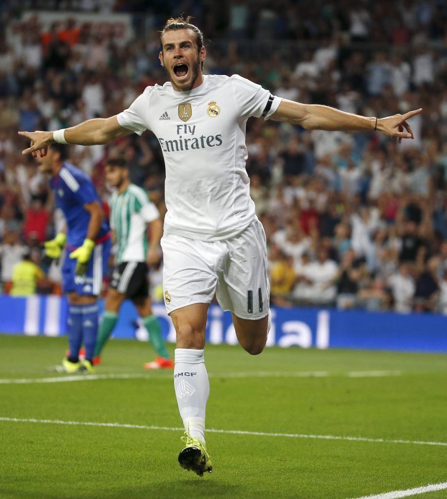 Gareth Bale Real Madrid Gareth bale, Real madrid, Baling