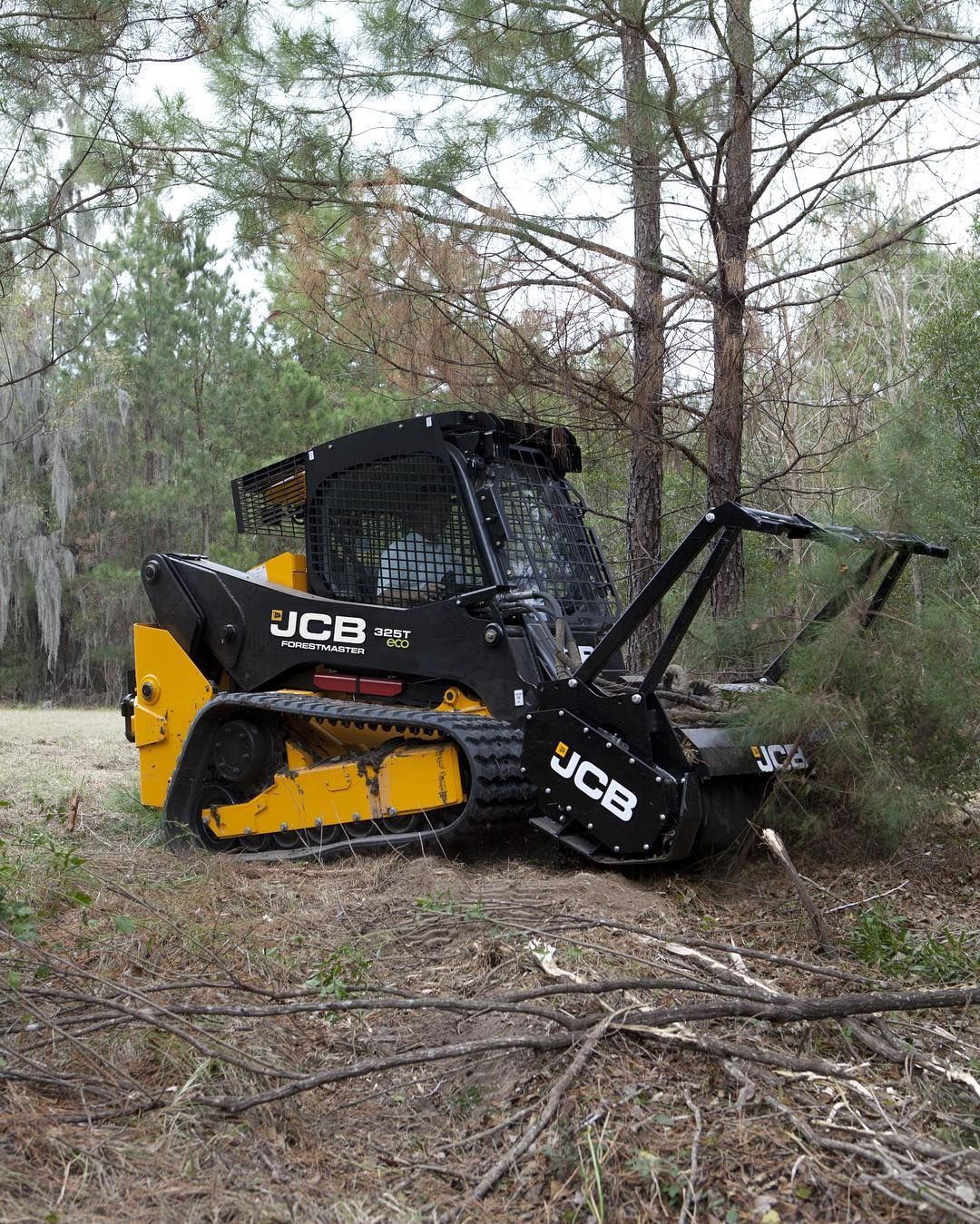 A JCB Skid Steer is safe, economical and highly productive