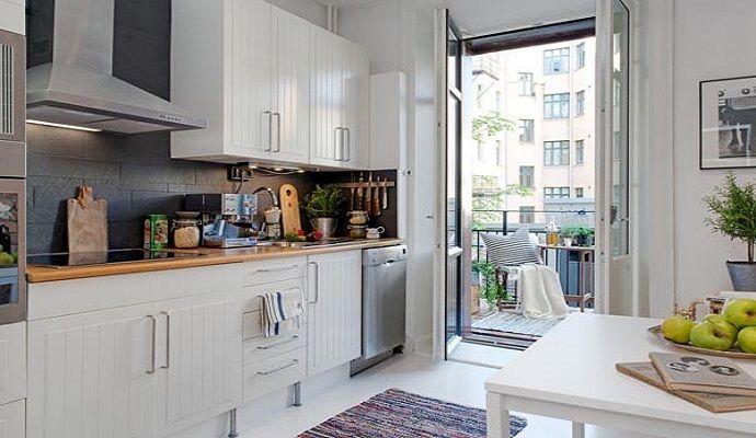 Dekorasi Dapur Apartemen \u00bb Gambar 3  \u2665 Home Design Ideas \u2665  Pinterest
