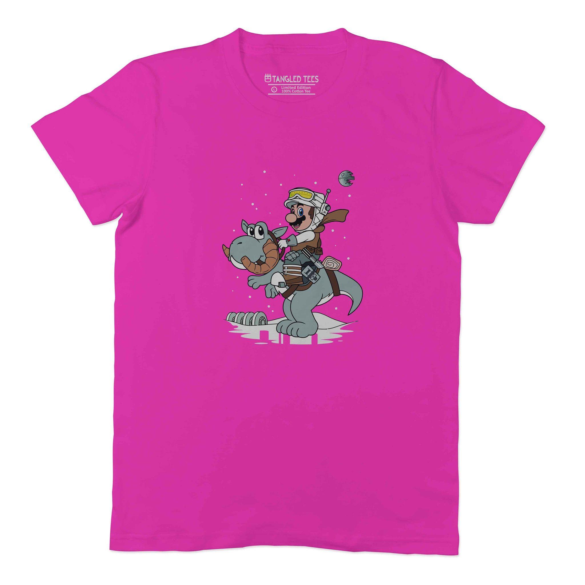 Mario Wars Tee Shirt