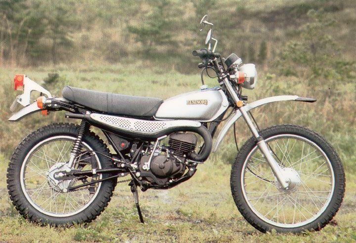 Page Not Found Honda 125 Enduro Motorcycle Vintage Motocross
