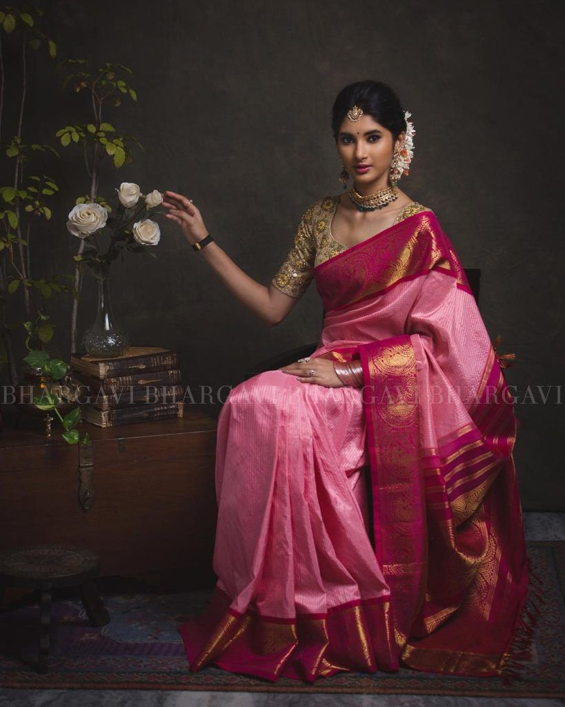 25a6f0cec2 The Ultimate Saree Collections from Bhargavi Kunam | Sarees And ...