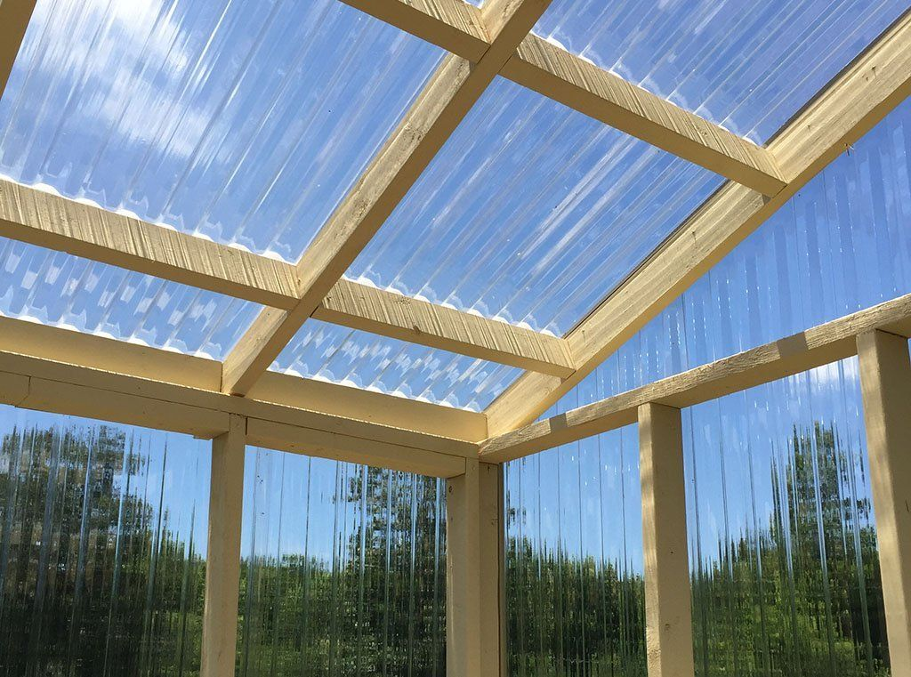 Pin by cs.parker on Garden Ideas Clear roof panels